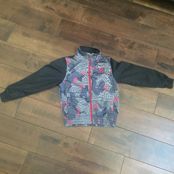 Jordan Other - Air Jordan Track Jacket Full Zip 4T